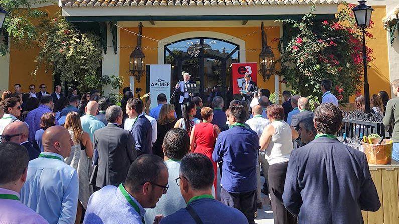 Apymep reunió a más de 130 empresarios en un gran evento formativo y de networking