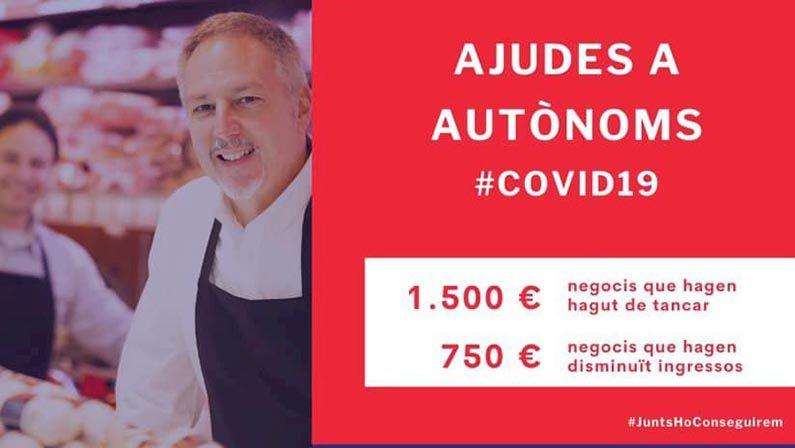 Apymep asesoró a más de un centenar de autónomos sobre el cobro de las ayudas de la Generalitat Valenciana por el Covid-19